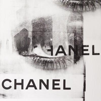 Chanel Triptych 1/3